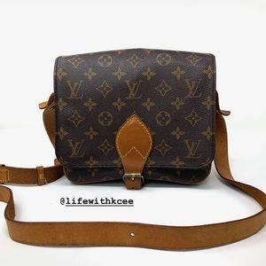 Louis Vuitton Cartouchiere crossbody bag